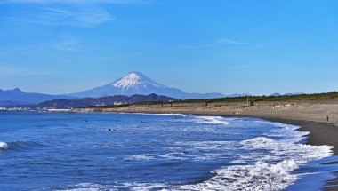 Shonan's Hidden Beaches