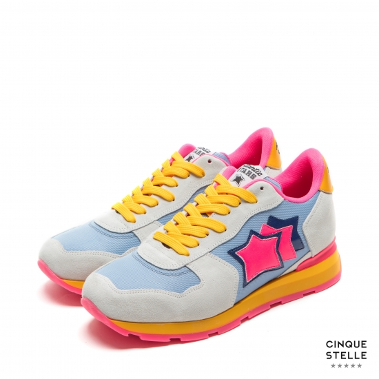 Cinque Stelle shoes sneakers colors