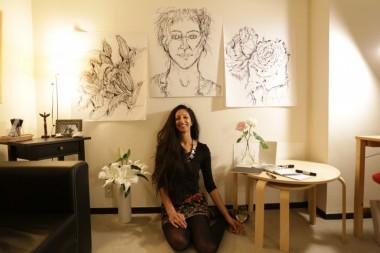 Profile Divya Marie Kato Online Drawing School