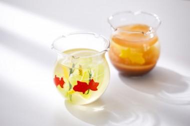 ECO EDO Nihonbashi Food Goldfish Mizuyokan Jelly