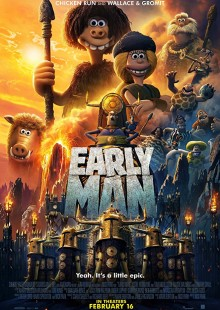 Early Man movie animation Tokyo Japan