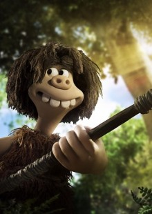 Early Man movie still Tokyo Japan