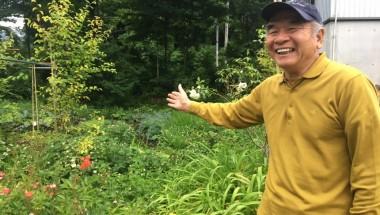 Tokyoite Turned Niigata Farmer