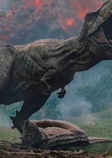 Jurassic World Fallen Kingdom movie review Chris Pratt