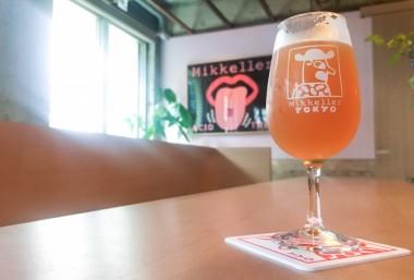 Craft beer at Mikkeller Tokyo Danish Bar Shibuya Dogenzaka