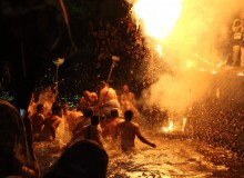 Noto Abare Fire and Violence Festival
