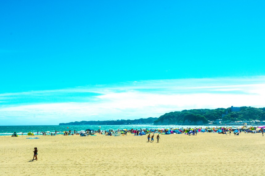 Tokyo Best Beaches Onjuku Beach Chiba Boso Peninsula Day Trip