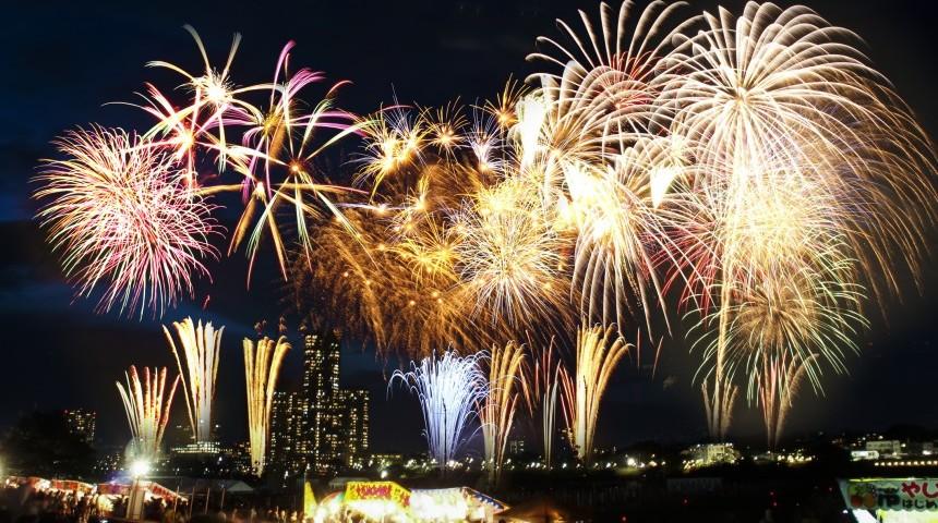 Tokyo's Essential Firework Festivals