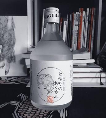 Tonari no Okusan shochu