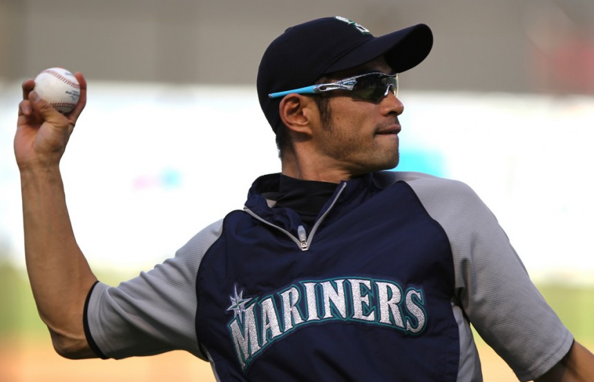 Ichiro Suzuki Contesting Myths Samurai Baseball Robert Whiting