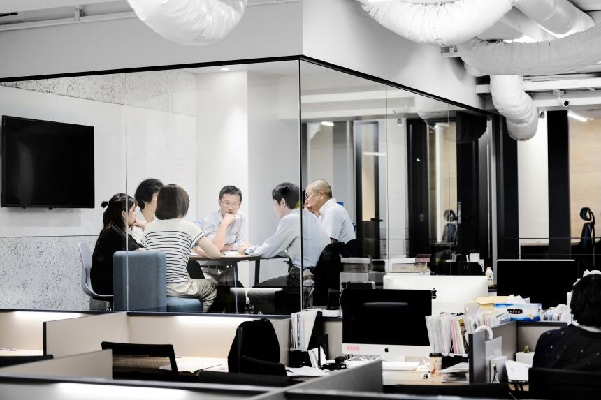 Blink Coworking Space Motoazabu Office Startups Tokyo