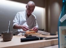 Hakkoku Restaurant Chef Sato Ginza Sushi