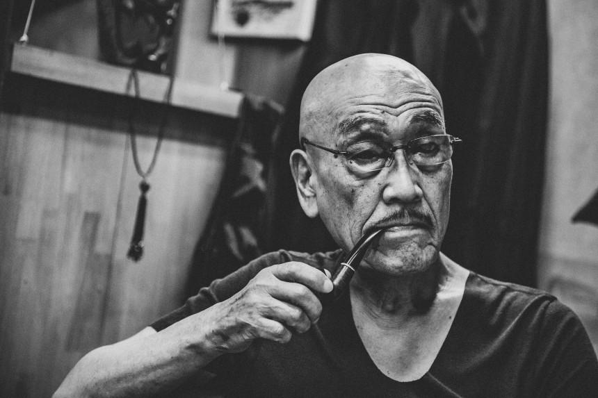 Dairakudakan butoh Akaji Maro Interview Stephan Jarvis