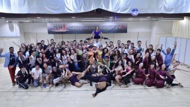 TOKYO LATIN DANCE CONGRESS 2018