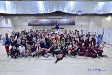 Japan Latin Dance Association