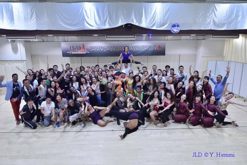 Japan Latin Dance Association