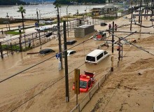 West Japan's Flooding Disaster Relief Nonprofit Donate