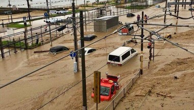 West Japan's Flooding Disaster
