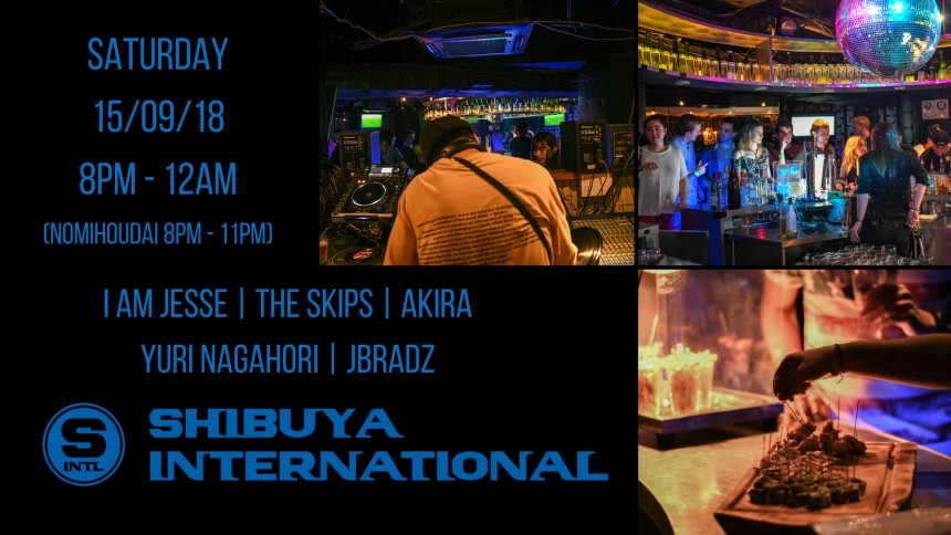 Shibuya International party