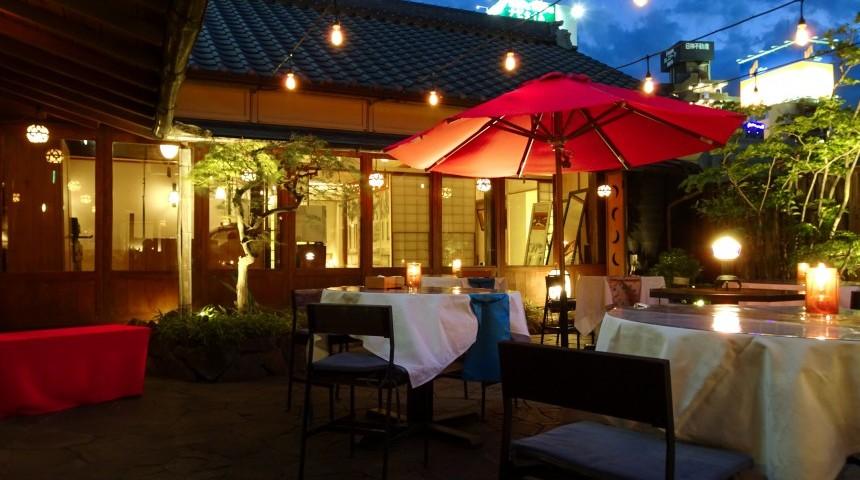 Gonpachi Sushi Beer Garden