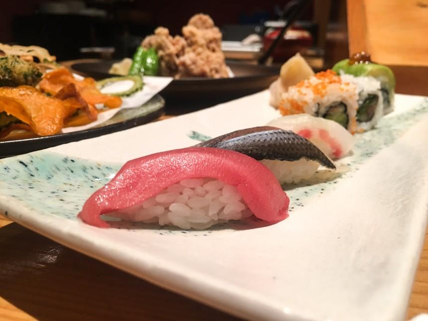 Sushi Gonpachi Beer Garden Nishiazabu Summer
