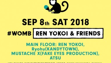 #WOMB [REN YOKOI & FRIENDS]