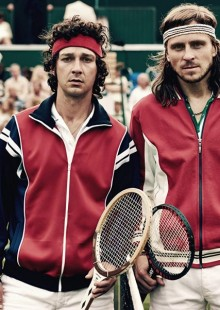 Borg vs McEnroe Movie