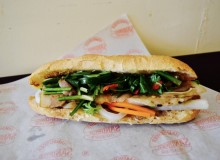 September Eating Dining Banh Mi Ba Ba Food