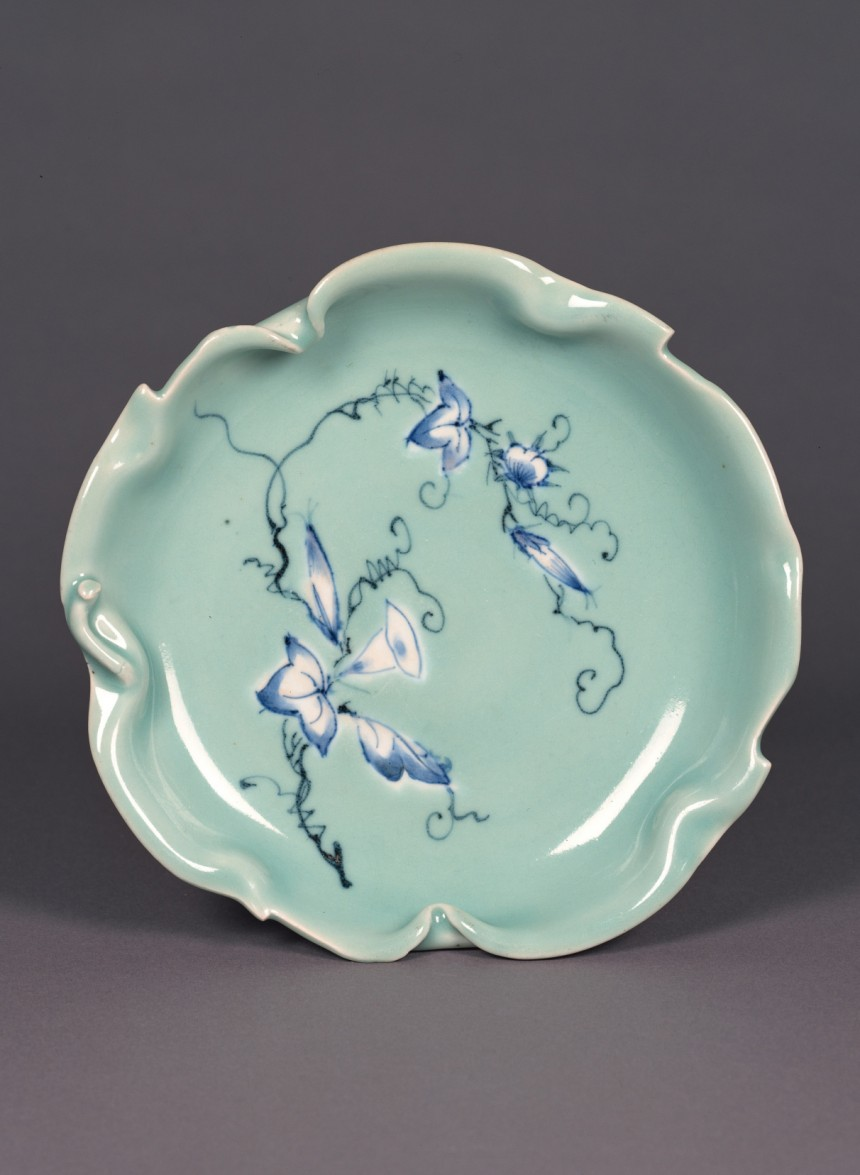 Imari Ware Porcelein Dishes Exhibition Toguri Museum of Art