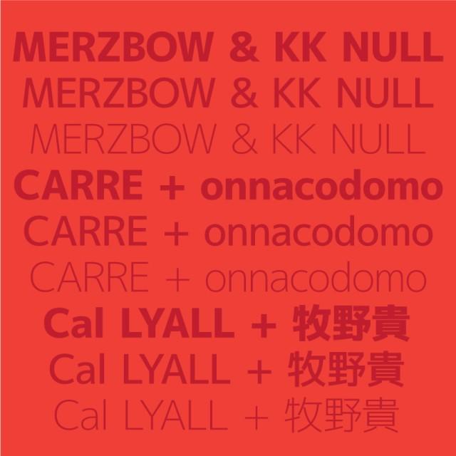MERZBOW & KK NULL Concert
