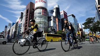 Bike Tokyo 2018 (45KM)