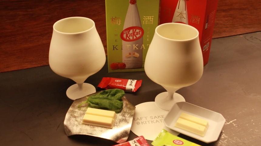 Sake Sweets