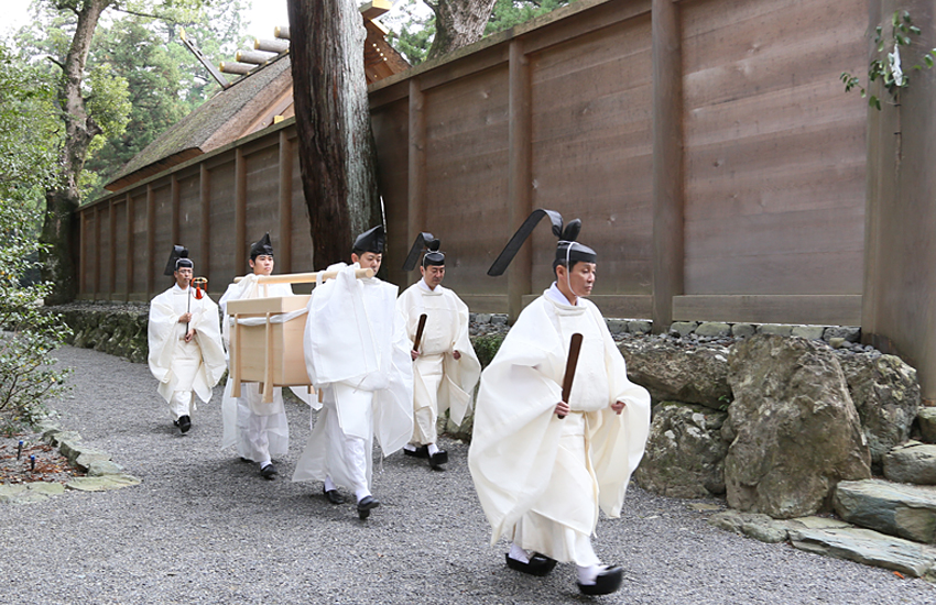 Ise Jingu Ritual Mie Prefecture Travel Japan