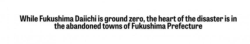 Fukushima Daiichi workers pullquote