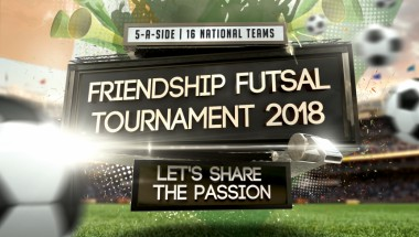 Friendship Futsal Tournament 2018