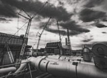 Fukushima Daiichi Power Plant Workers TEPCO reactors Unit 2 and 3 Tour
