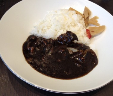 Tokyo best curry toyoken Black Curry Matsuzaka Beef Chef Narisawa