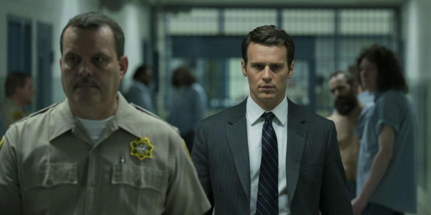 Mindhunter September Streaming David Fincher Jonathan Groff