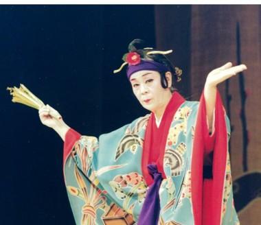 Ryukyuan dance Ginza Six