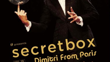 "secretbox presents feat Dimitri From Paris ""Halloween Party"""