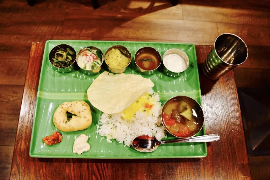 curry, lunch, small bites, toraya shokudo