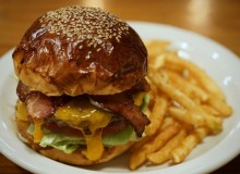 Shibuya Stream Great Burger Stand Review Burgers American cuisine Angeli Rambukpota