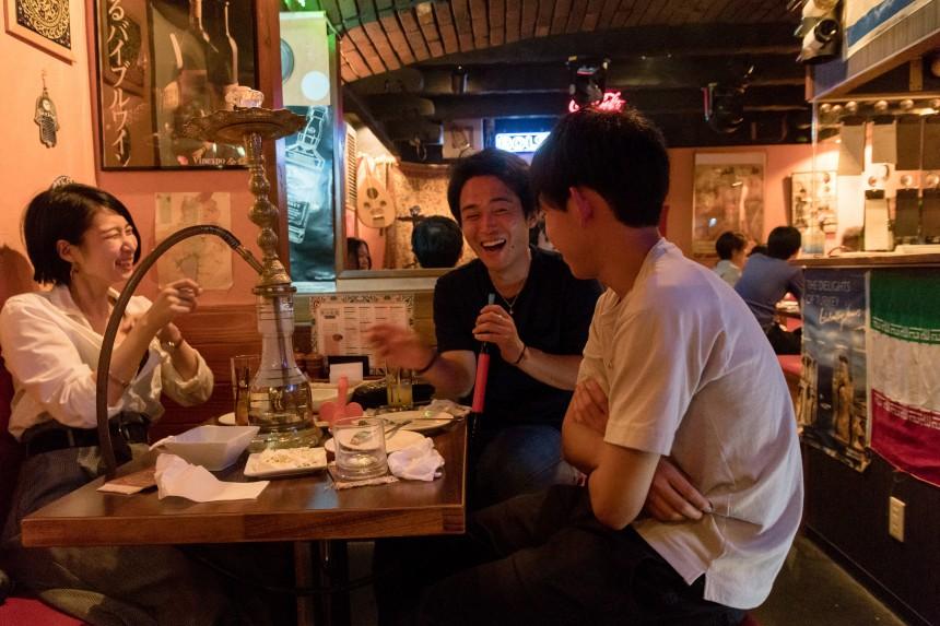 Kokubuncho Sendai City Nightlife Dining Entertainment Travel Miyagi Prefecture Middle Mix