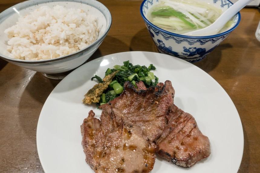 Kokubuncho Sendai City Nightlife Dining Entertainment Travel Miyagi Prefecture Aji Tasuke Gyutan Cow Tongue