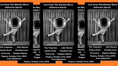 Live From The Kitchen Disco Halloween Special