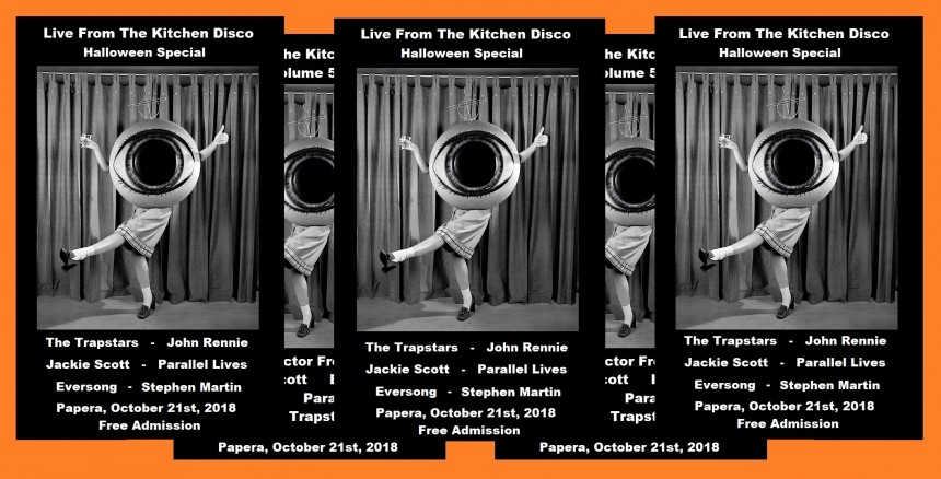 Live From The Kitchen Disco Volume 52