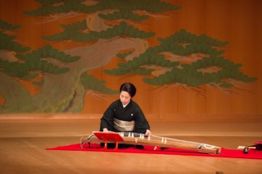 Miki Hagioka plays Koto