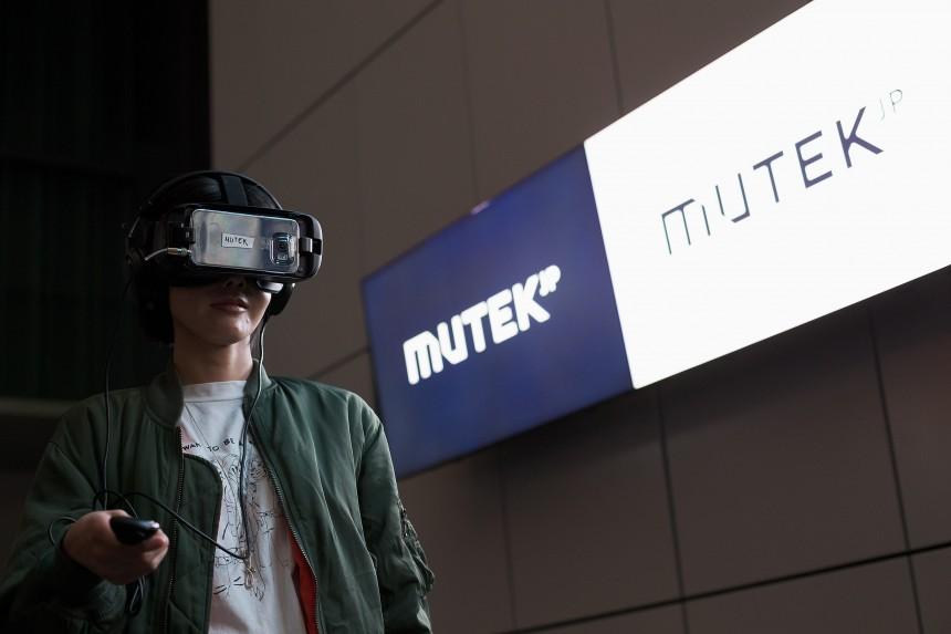 MUTEK Japan VR