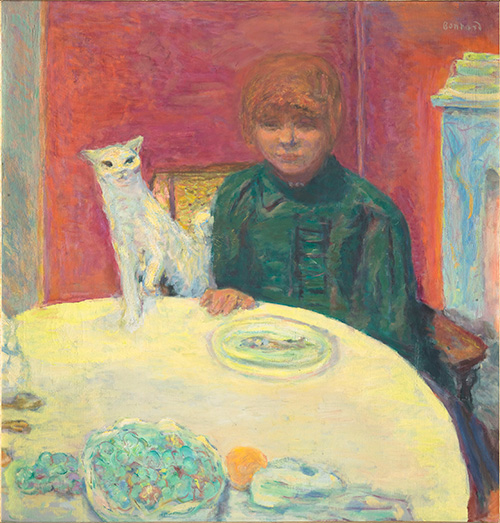 Pierre Bonnard, art, The National Art Center