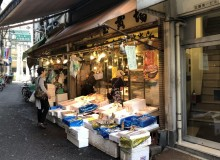 Otsuka neighborhood JR Yamanote Line Otsuka Station Titans Beer Fish Market Shotengai Tsukiji